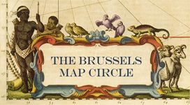 The Brussels Map Circle logo